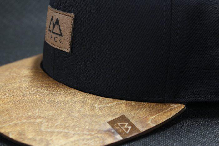 jack headwear wooden peak