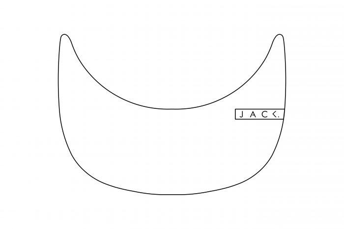 daszek jack headwear drewno 1
