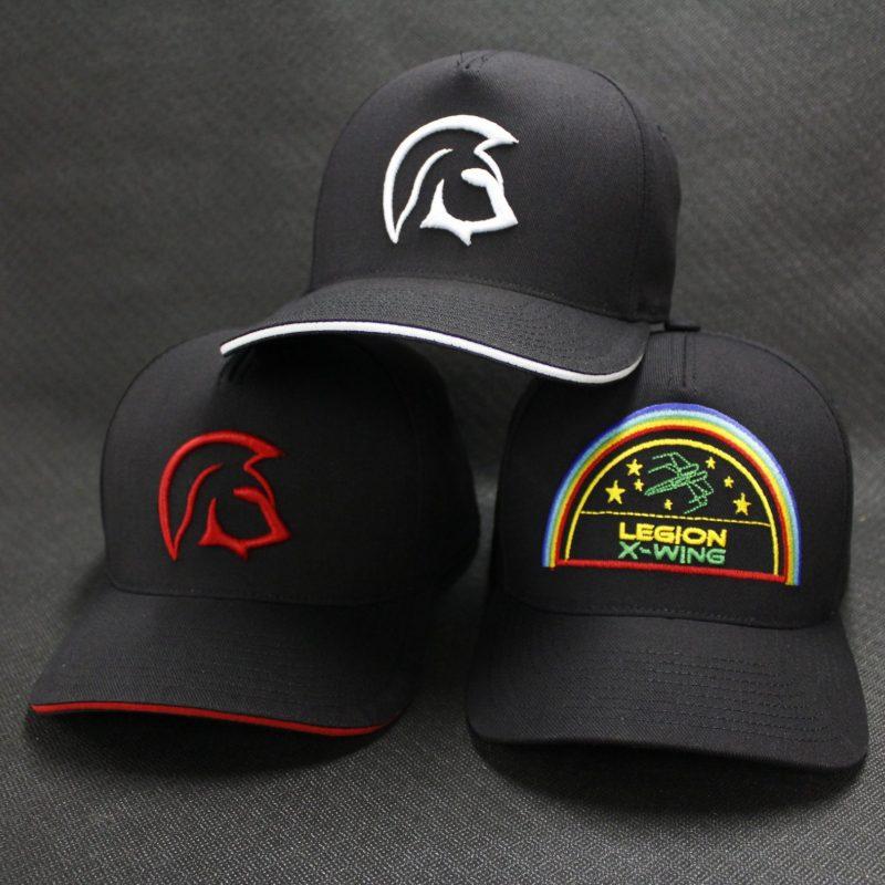 Jack Headwear legion xwing caps