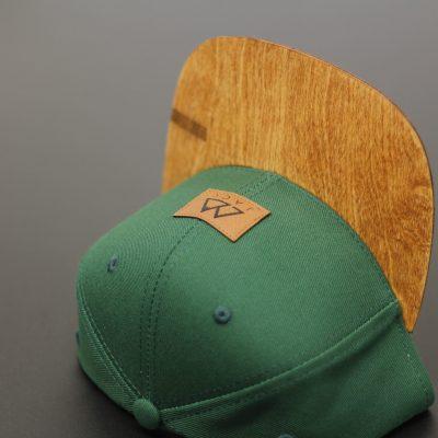 Jack Headwear wood simple 3